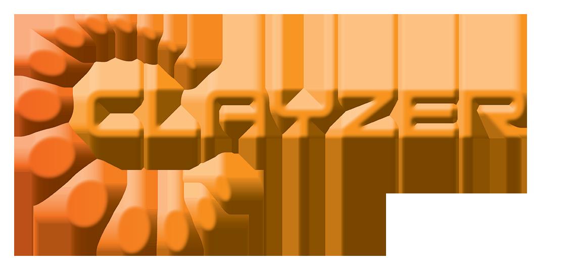 clayzer Logo
