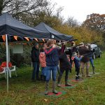 Clayzer laser clay pigeon shooting, Wiltshire